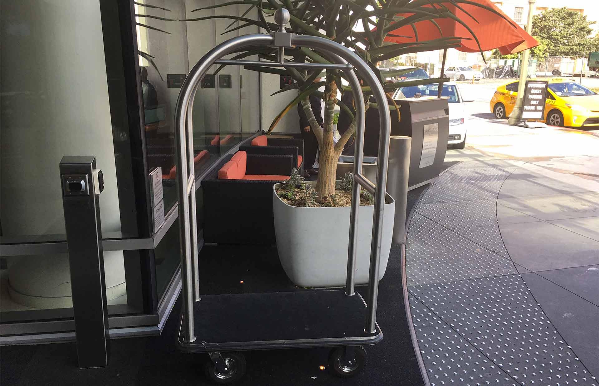 Refurbish Bellman Cart Nevada Arizona Utah California
